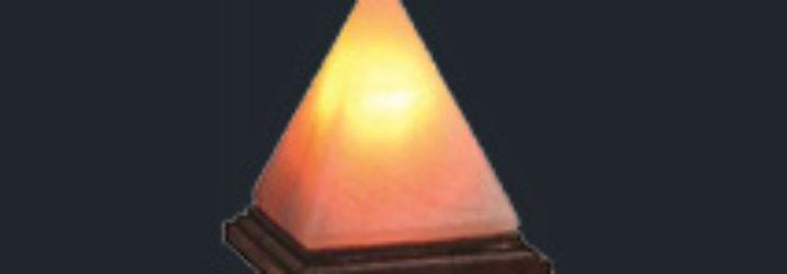Piramis sólámpa